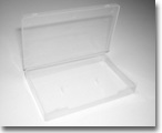 Softpoly Box/ Clear
